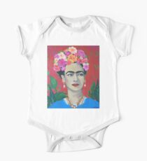 Frida One Piece - Short Sleeve