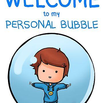 Personal Bubble - Male by shellz-art