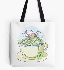 Tea Island Tote Bag