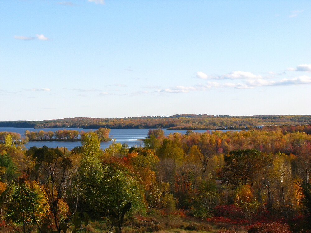 Autumn in the Ottawa Valley by JohnEvans