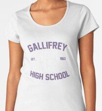 Gallifrey High School Women's Premium T-Shirt