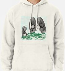 Easter Island Parenting Abstract Pullover Hoodie