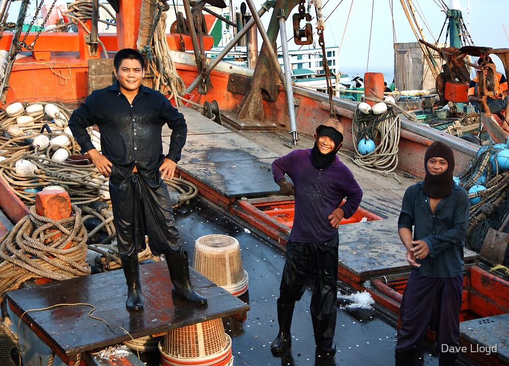 Fishermen by Dave Lloyd