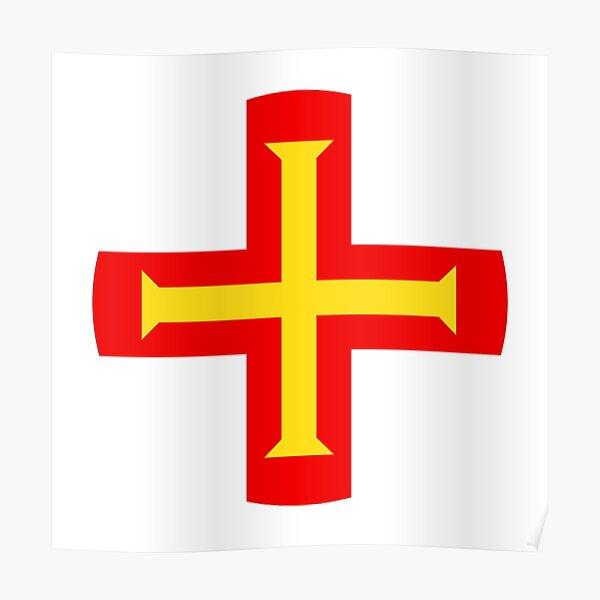 Guernsey, Guernsey, Guernsey Poster