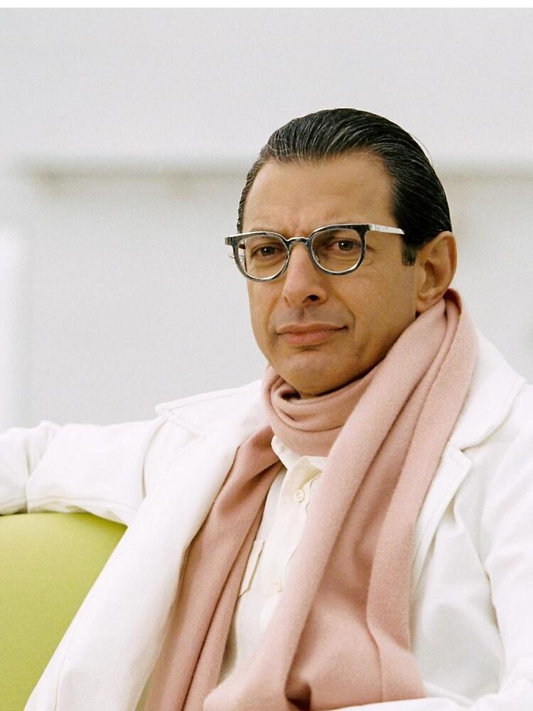 Jeff Goldblum by Cheesy-Puffs