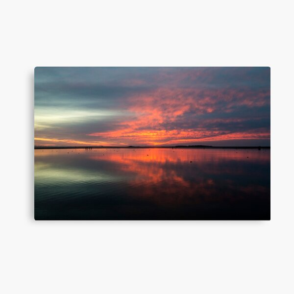 West Kirby Marine Lake Canvas Print