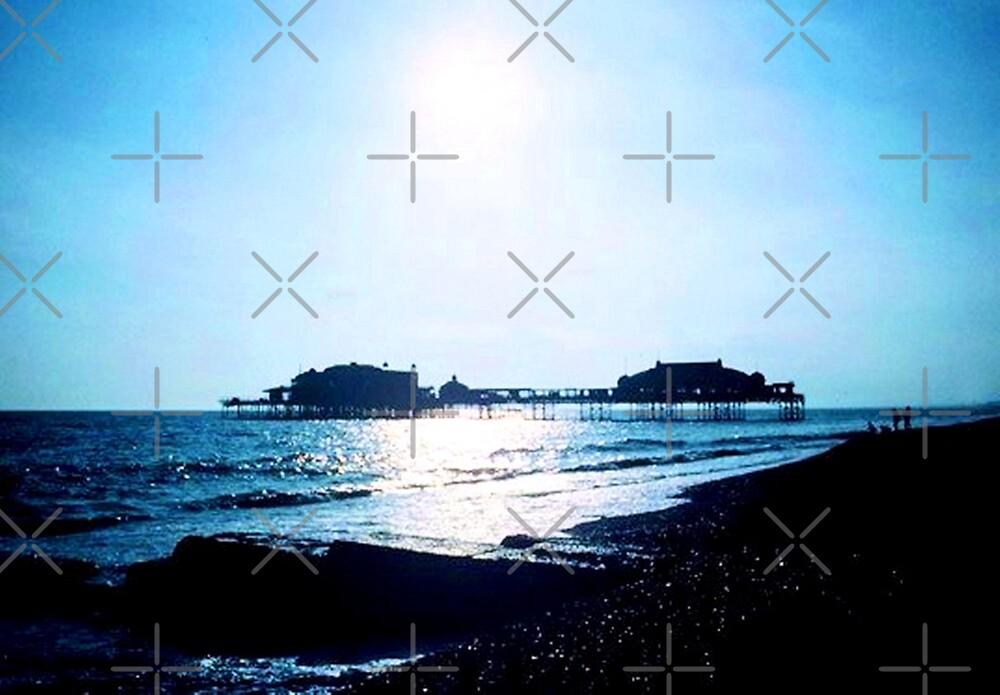 brighton pier as was by dnlddean