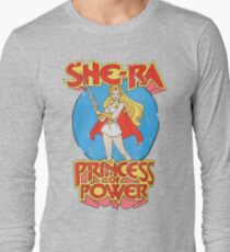 She-Ra, Princess of Power - grey Long Sleeve T-Shirt