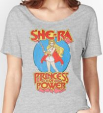 She-Ra, Princess of Power - grey Women's Relaxed Fit T-Shirt
