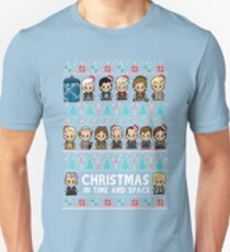Lil Doc Who Christmas Jumper Update T-Shirt
