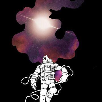 Space Woman by itadakki