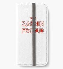 Zarkin Frood iPhone Wallet/Case/Skin