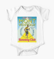 Chris Froome Mont Ventoux Running Club One Piece - Short Sleeve