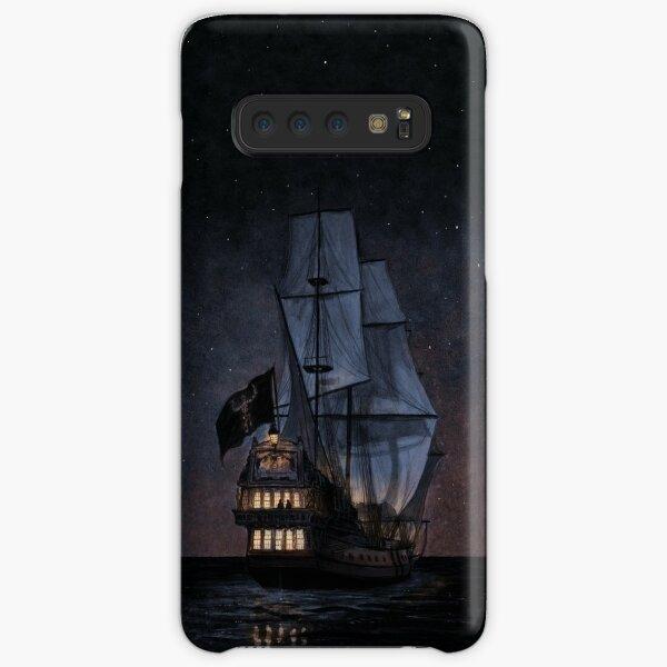 The Walrus at Night Samsung Galaxy Snap Case