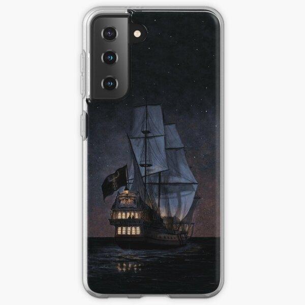 The Walrus at Night Samsung Galaxy Soft Case