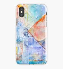 Water & Color iPhone Case