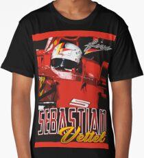 Sebastian Vettel | F1 Long T-Shirt