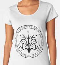Sigil For Psychic Intuition Women's Premium T-Shirt