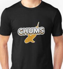 Chums Cool  Humor t shirt Unisex T-Shirt