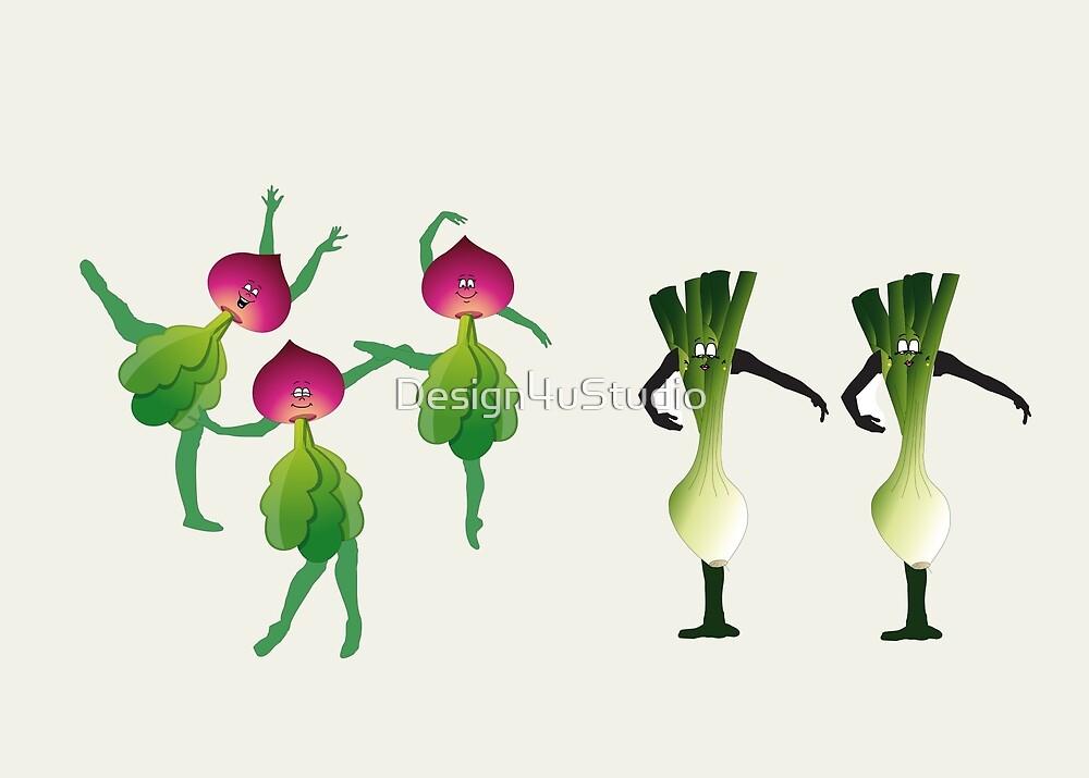 The first vegan ballet by Design4uStudio