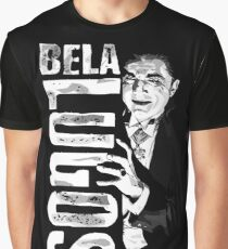 Dracula - Bela Lugosi - Vampire - The Count Graphic T-Shirt