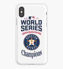 2017 World Series Champions Houston Astros_Style 01 iPhone Case/Skin