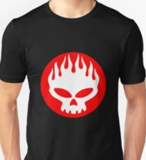 The Offspring - Red Logo. T-Shirt