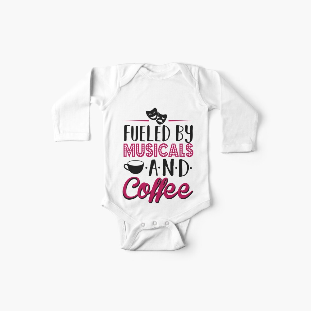 Impulsado por musicales y café Body para bebé