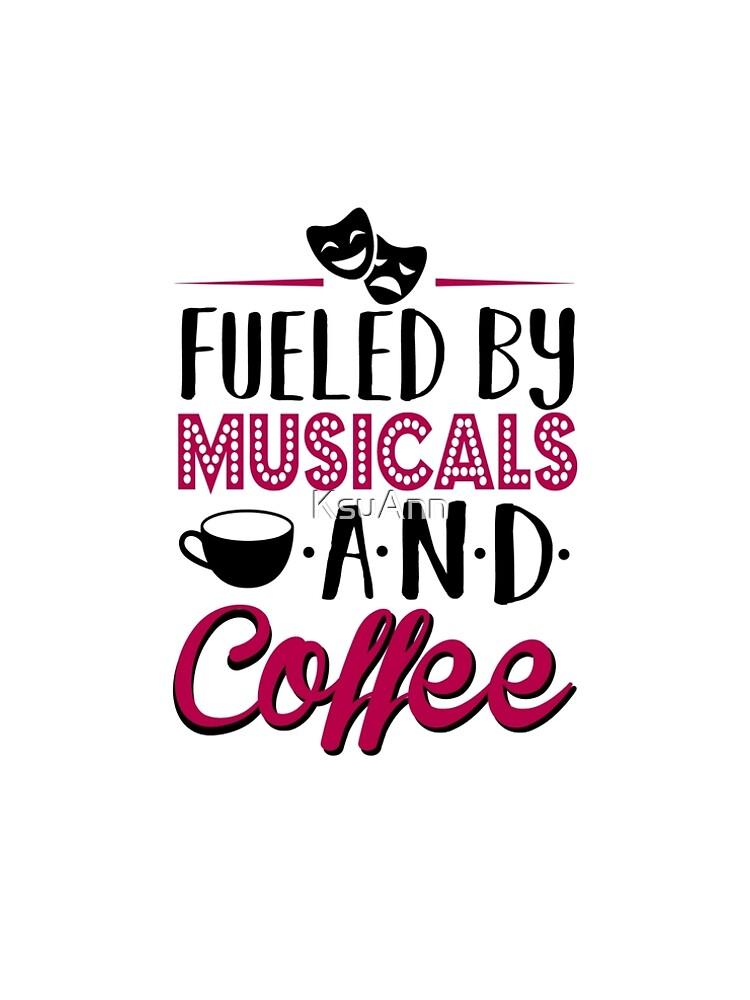Impulsado por musicales y café de KsuAnn