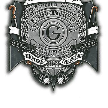 Gotham Crest by Arinesart