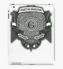 Gotham Crest iPad Case/Skin