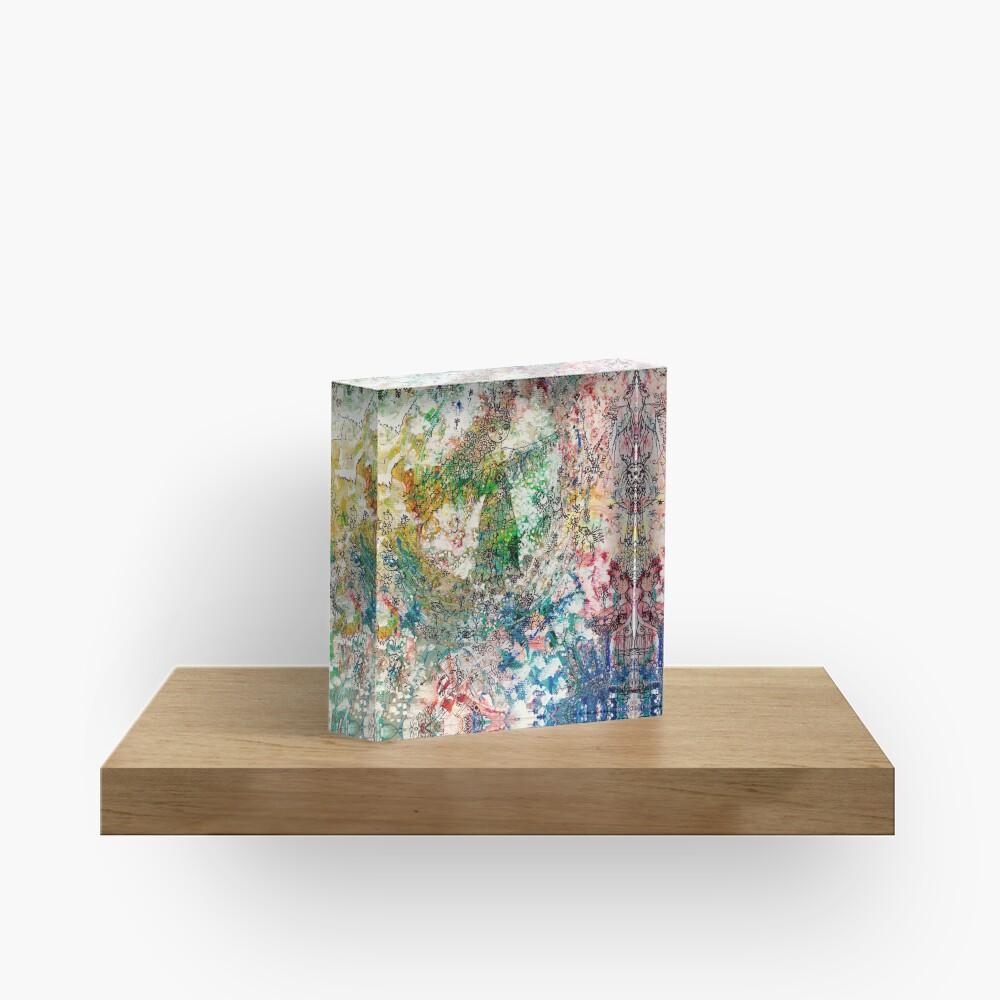 El Verano Y el ángel. Acrylic Block