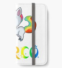 Marco Unicorn Sticker iPhone Wallet/Case/Skin