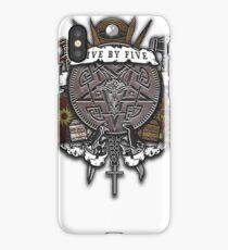 Sunnydale Crest iPhone Case