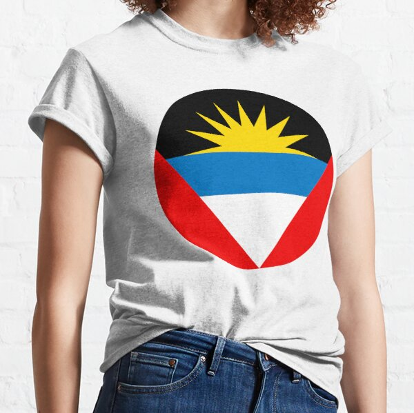 Antigua and Barbuda Classic T-Shirt