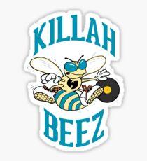Pegatina Wu-tang Killa Beez