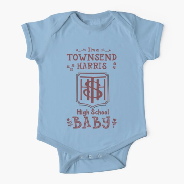 I'm a THHS Baby! Short Sleeve Baby One-Piece