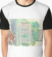 Poetic Brussels Graphic T-Shirt