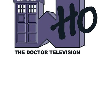 Who TV Logo by Arinesart