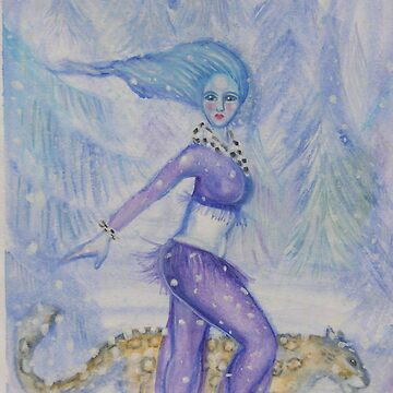 Snow Queen by haverfordwest