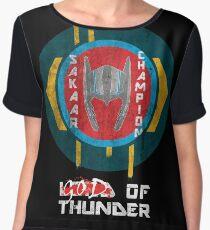 Sakaar's Champion - Thor Women's Chiffon Top