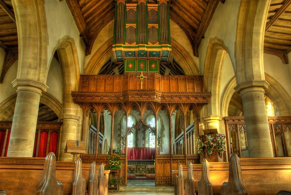 St. Oswalds Church - Lythe by WhartonWizard