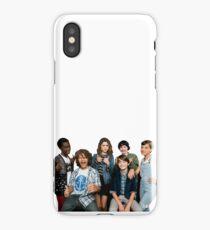 Stranger Things Cast iPhone Case/Skin
