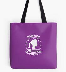 Bolsa de tela Diosas Pawnee - Púrpura