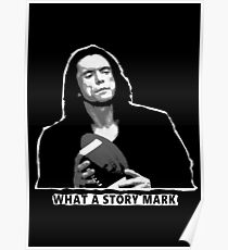 The Room - What A Story Mark Poster