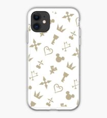 Donald Duck Keyhole iphone case