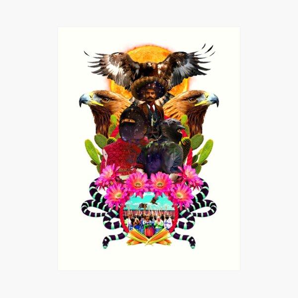 Zapatismo Art Print