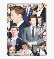 benedict cumberbatch collage iPad Case/Skin
