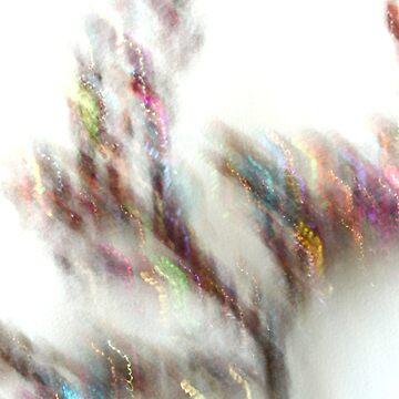 Glittering Tree - JUSTART © by JUSTART