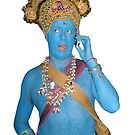 Krishna by suranyami